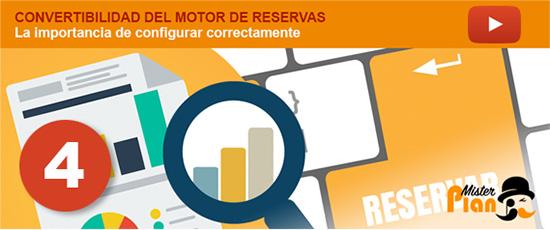 Convertibilidad del motor de reservas