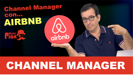 Channel Manager con Airbnb