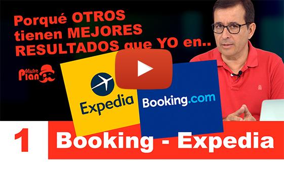 Mejorar resultados en Booking y Expedia