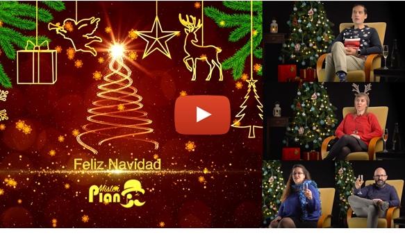 Feliz Navidad 2020 Misterplan